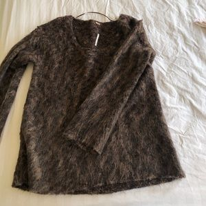 Wool/Mohair oversized sweater never worn